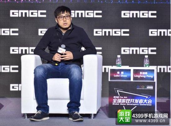 对话嘉宾:中影游副总裁寿鹏