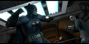 《蝙蝠侠》第4章最新预告 老爷竟与小丑同流合污?
