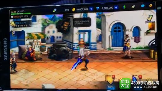 3D版DNF手游《DNF:魂》试玩画面曝光 超过100种技能供你体验