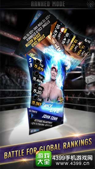 WWE巨星卡牌3