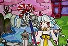 洛克王国手绘之处女宫