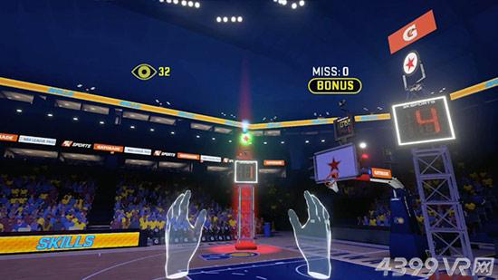 NBA 2KVR体验