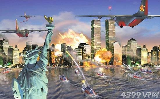 VR版《红色警戒2》