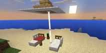 我的世界沙滩椅教程