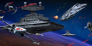 《星球大战:银河英雄》飞船系统探索 千年隼号带你翱翔太空