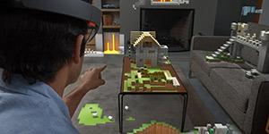 高逼格VR设备预售 微软HoloLens售价竟高达36000元