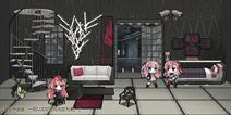 少女前线家具套装一览:铁血工造风格宿舍
