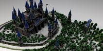 我的世界建筑物地图 失落的帝国建筑存档下载