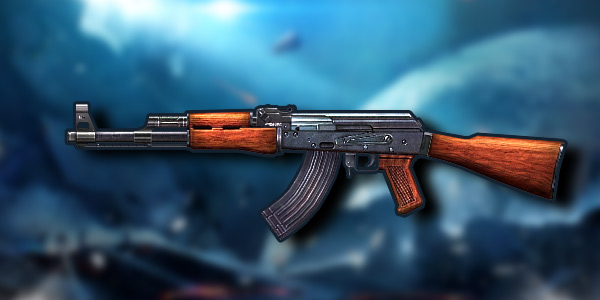 生死狙击手机版AK47