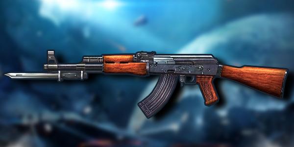 生死狙击手机版AK47-A
