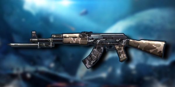 生死狙击手机版AK47-战魂