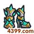 国王的勇士5符师龙晶靴子属性
