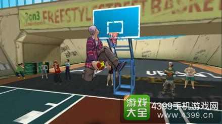街头篮球手游12月9日新增技能