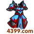 国王的勇士5暗黑游侠龙晶战甲属性