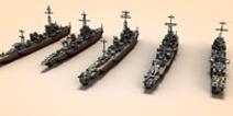 我的世界军舰 手机版巡航舰地图存档下载