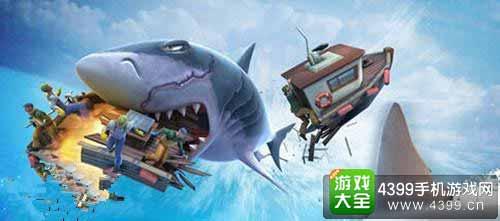 饥饿的鲨鱼进化邓氏鱼和沧龙哪个厉害 对比解析