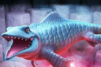 饥饿鲨:进化史前苍龙和机械鲨哪个厉害 对比解析