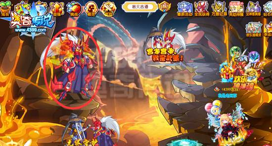 奥奇传说武藏怎么得 武藏在哪场