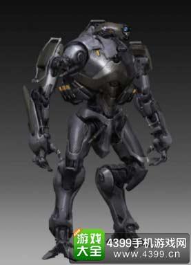 酷炫机器人