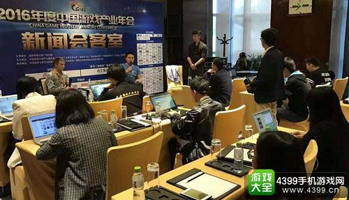 海外嘉宾接受中国游戏媒体采访