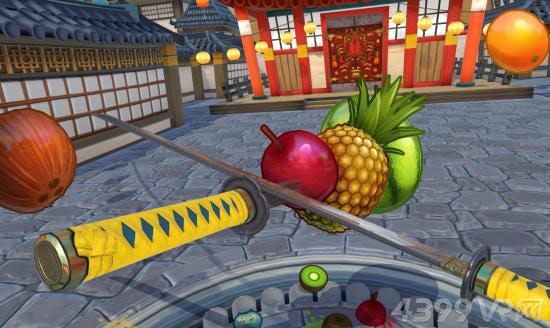 水果忍者VR版
