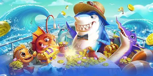 第53期小编也在玩-《捕鱼来了》:老船长玩转花式捕鱼