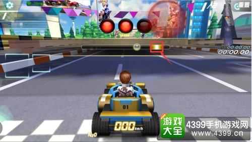 一起来飞车赛车场赛道跑法解析