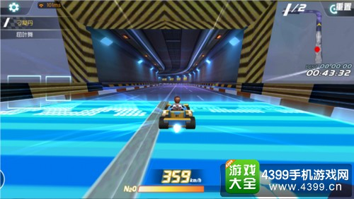 一起来飞车赛车场赛道跑法攻略