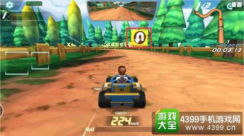 一起来飞车绿野仙踪赛道跑法攻略
