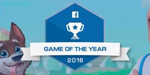 Facebook评选全球年度移动游戏TOP3,《阴阳师》入选