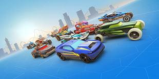 《热轮:拉力赛》登陆双平台 玩具车也能杂技竞速