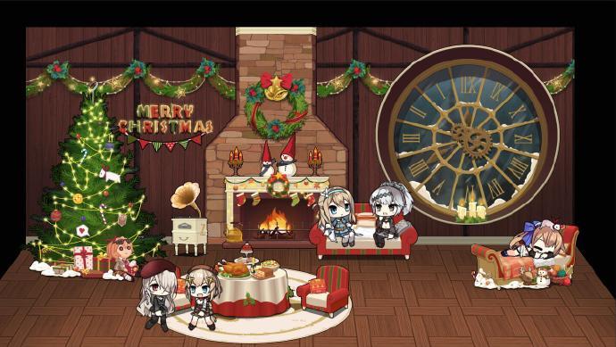 《少女前线》家具套装介绍 圣诞福音家具一览