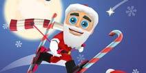 圣诞套装暖心登场《滑雪大冒险2》新版上线