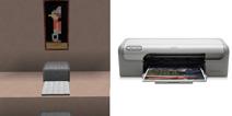 我的世界打印机