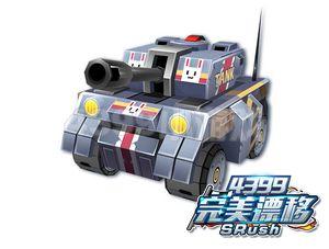 完美漂移坦克炮手属性