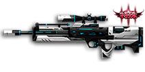 火线精英手机版WA2000-ZERO怎么样 狙击枪WA2000-ZERO