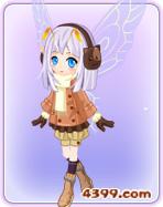 小花仙布偶猫咪套装