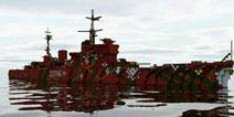 我的世界重巡洋舰santaclaus