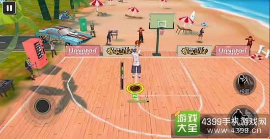 街头篮球手游新手攻略