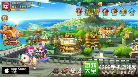 《弹弹岛2》新年新版本曝光