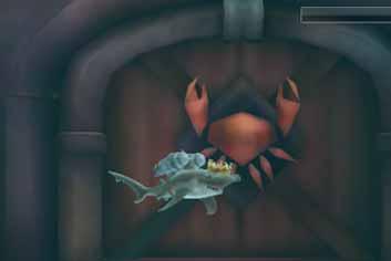 饥饿的鲨鱼进化黑螃蟹怎么出现 出现条件详解