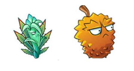 趣味巧合 植物大战僵尸2 长相相似植物盘点