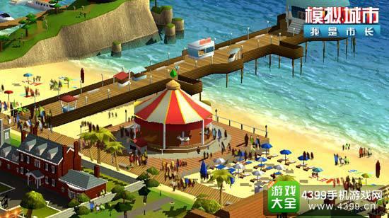 蜂巢游戏获《模拟城市:建设》代理权图片