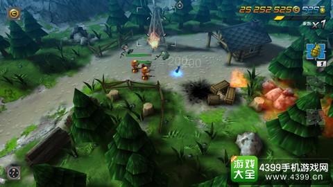 小小部队2游戏画面