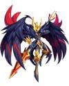 奥奇传说魂影黑羽天使