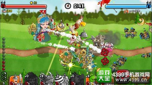 城与龙战斗技巧攻略 城与龙对战高分技巧