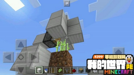我的世界全自动甘蔗收割机怎么做