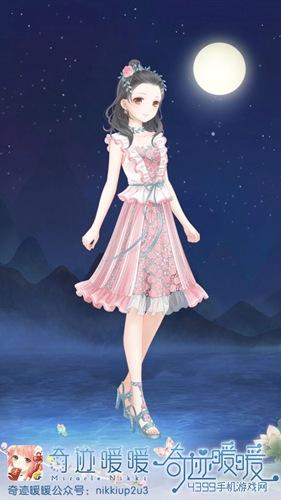 奇迹暖暖第二十月签到套装攻略 非成就套装蔷薇套装图鉴