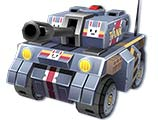完美漂移坦克炮手