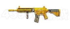 战争使命黄金HK416